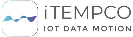 iTempco – iOT data motion Logo